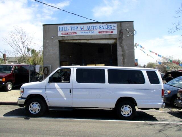 2012 Ford Econoline Vans Ford E350 Club Wagon XLT 15 Passenger Van