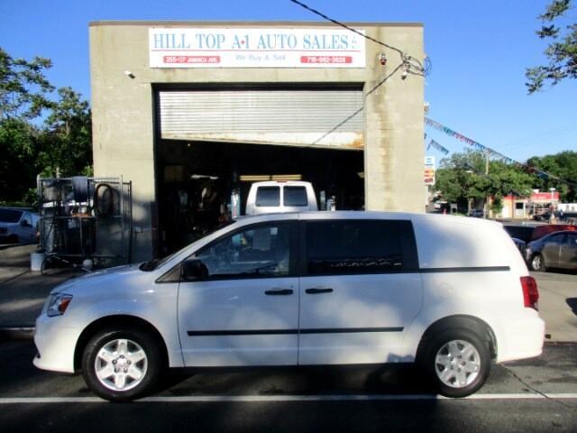 2013 Dodge Cargo Van Vans Cargo Van White V6 Loaded