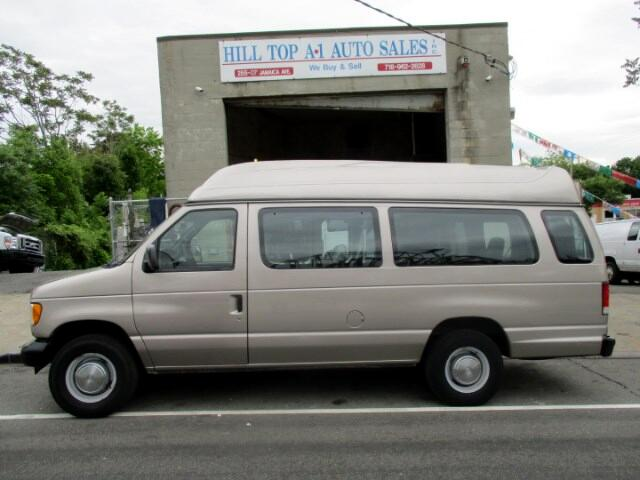 2002 Ford Econoline Vans E350 Extended Hi Top Wheel Chair Van Loaded