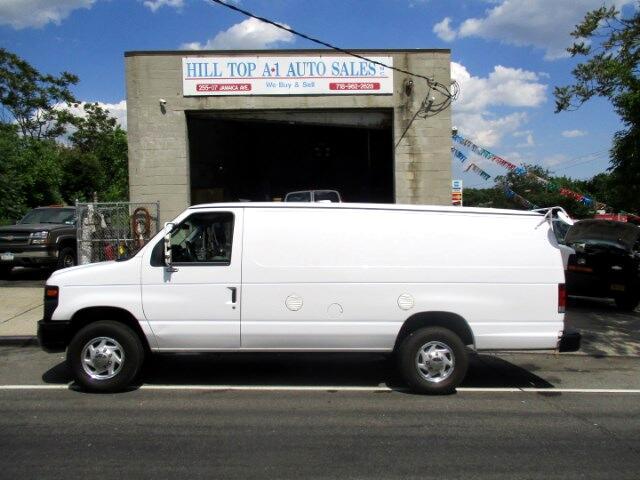 2011 Ford Econoline Vans Ford E-350 Extended Cargo Van White