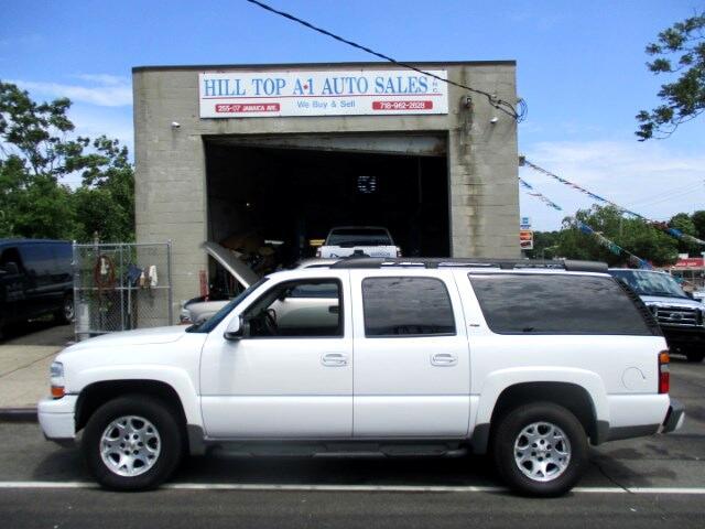 2006 Chevrolet Suburban Z71 Package 1500 4x4 White