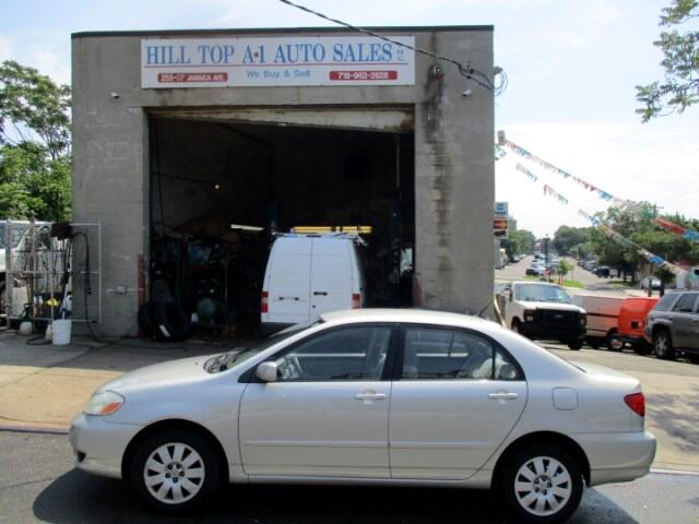 2004 Toyota Corolla LE 4 Door Cold AC Loaded Silver