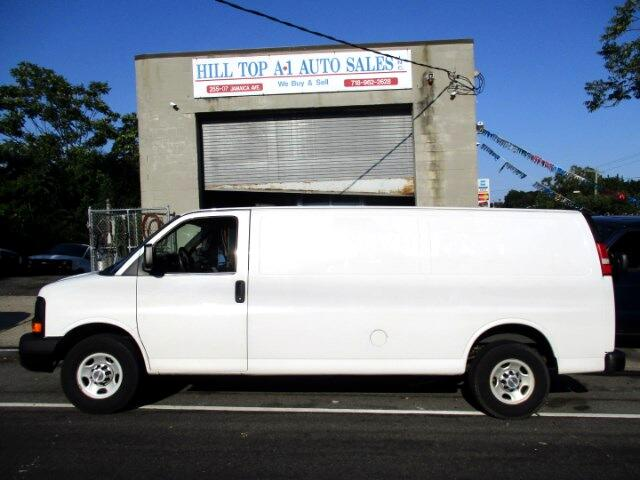 2011 Chevrolet Express Vans G 3500 Extended Cargo Van 79K