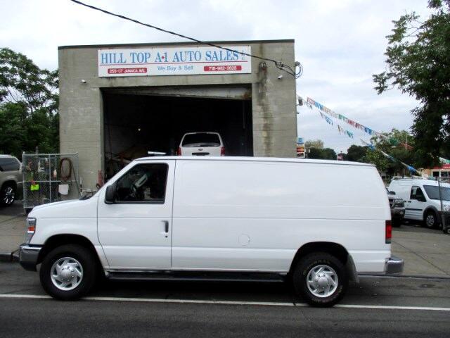 2011 Ford Econoline Vans e-250 Cargo van Chrome Front
