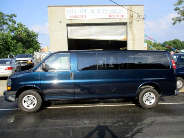 2013 Chevrolet Express Vans LT 3500 Extended Passenger Van