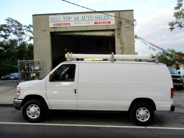 2012 Ford Econoline Vans E-250 Cargo Van Chrome Front Loaded