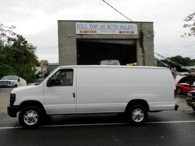 2013 Ford Econoline Vans E-350 Extended Enclosed Cargo Van 71K