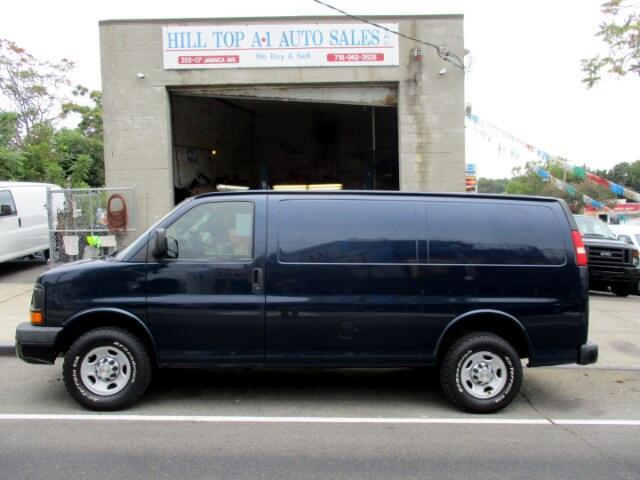 2010 Chevrolet Express Vans 2500 Cargo Van Blue