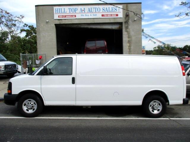 2014 Chevrolet Express Vans G2500 Extended Enclosed Cargo Van Clean!