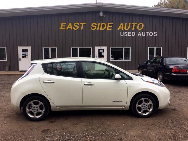 2012 Nissan Leaf SV