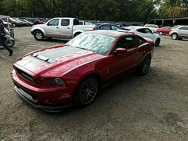 2014 Ford Shelby GT500 Coupe