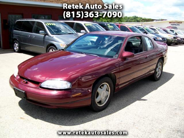 1998 chevrolet monte carlo for sale cargurus. Black Bedroom Furniture Sets. Home Design Ideas