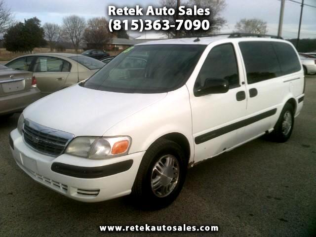 2003 Chevrolet Venture LS Extended