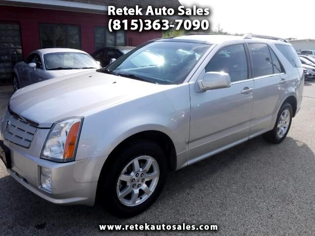 2008 Cadillac SRX V6 AWD