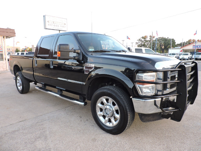 2008 Ford F-350 SD Lariat Crew Cab Long Bed 4WD