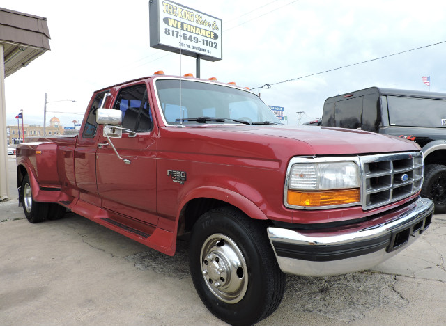 1995 Ford F-350 XL SuperCab DRW 2WD