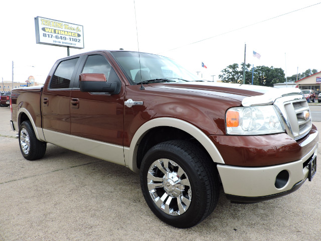 2007 Ford F-150 King Ranch SuperCrew 6.5-ft. Bed 2WD