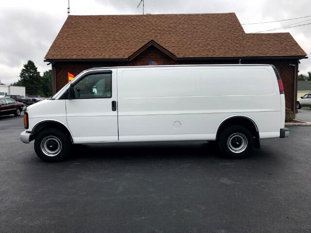 2002 Chevrolet Express 2500 Extended Cargo