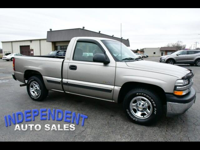 2002 Chevrolet Silverado 1500 Short Bed 2WD