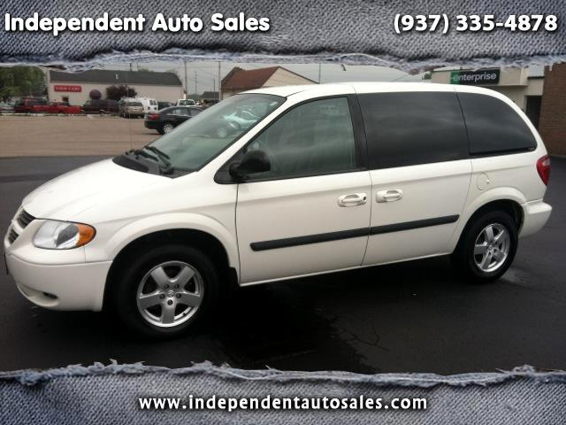 2005 Dodge Caravan SXT