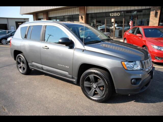 2011 Jeep Compass Latitude FWD