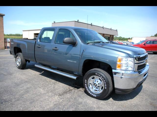 2013 Chevrolet Silverado 2500HD LS Crew Cab Long Bed 4WD