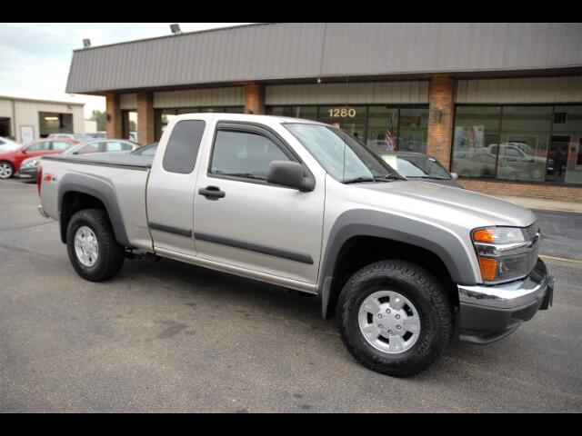 2006 Chevrolet Colorado LS Ext Cab 4WD Z71