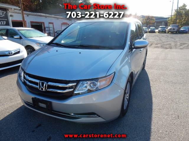 2015 Honda Odyssey 5dr EX
