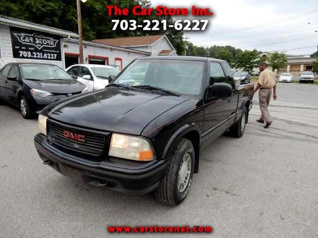 1999 GMC Sonoma SLS Ext. Cab Short Bed 4WD
