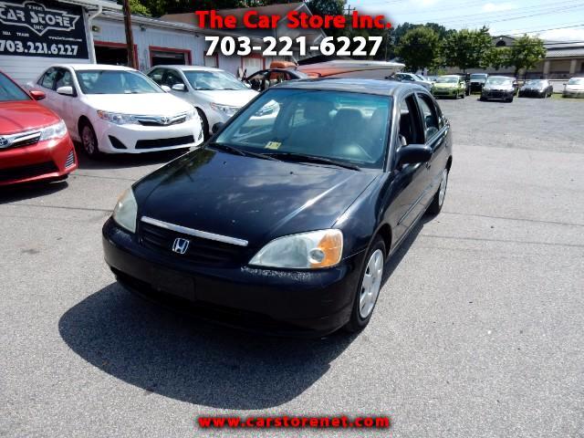 2002 Honda Civic EX sedan