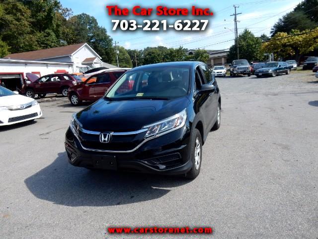 2016 Honda CR-V LX 2WD