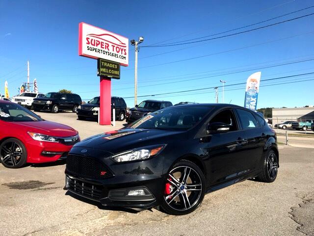 2015 Ford Focus ST Hatch