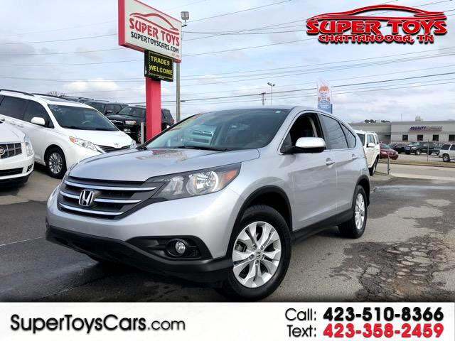 2012 Honda CR-V EX 2WD 5-Speed AT