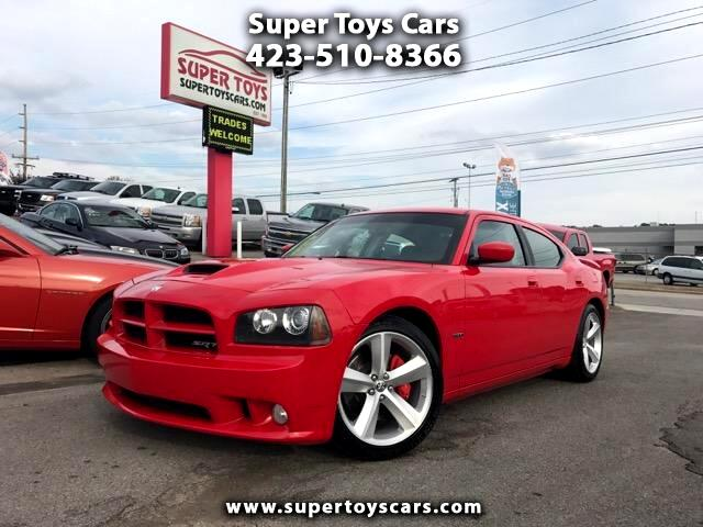 2010 Dodge Charger SRT8