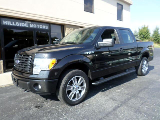 2014 Ford F-150 STX SUPERCREW 6.5FT BED 4WD