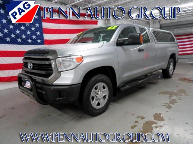 2014 Toyota Tundra SR5 5.7L V8 Double Cab 4WD Long Bed