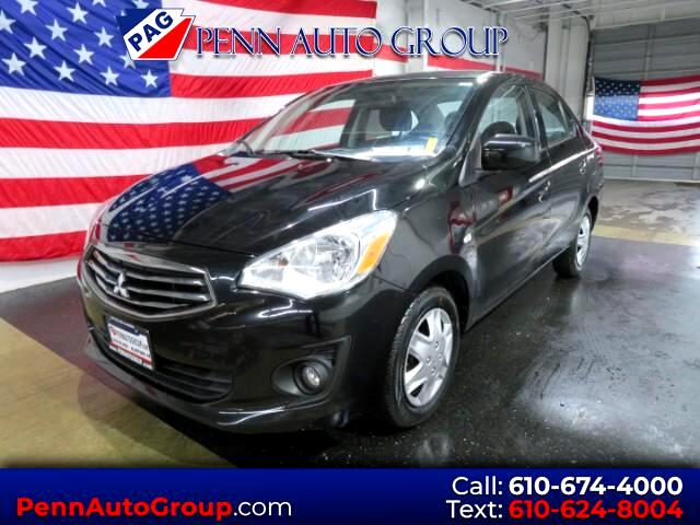 2017 Mitsubishi Mirage G4 Base