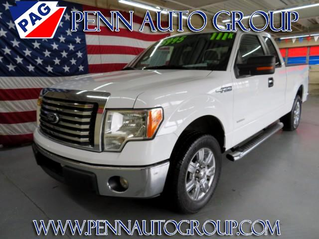 2012 Ford F-150 FX2 SuperCab 6.5-ft. Bed