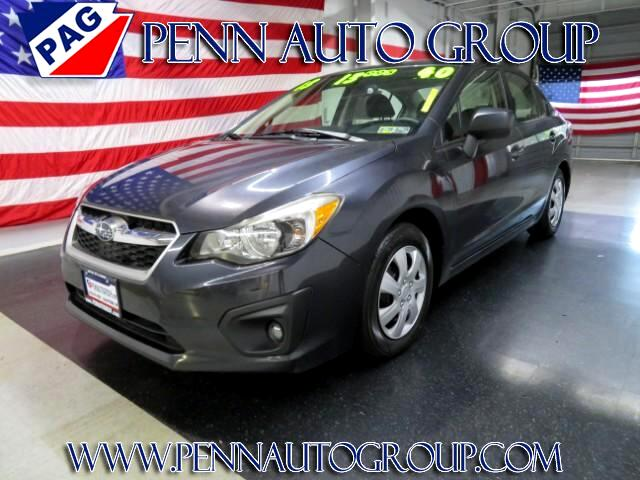 2013 Subaru Impreza Base 4-Door