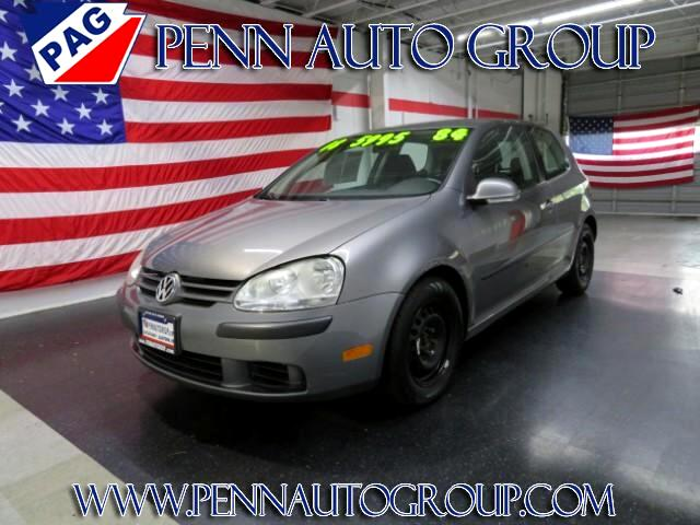 2008 Volkswagen Rabbit 2-Door S