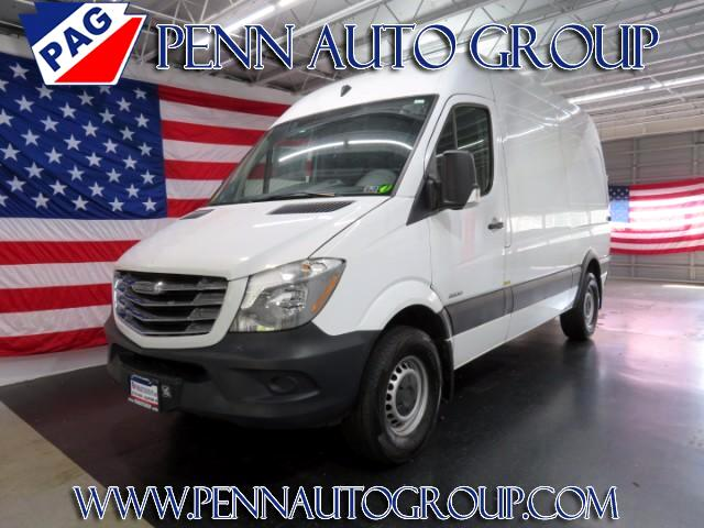 2015 Freightliner Sprinter 2500 144-in. WB