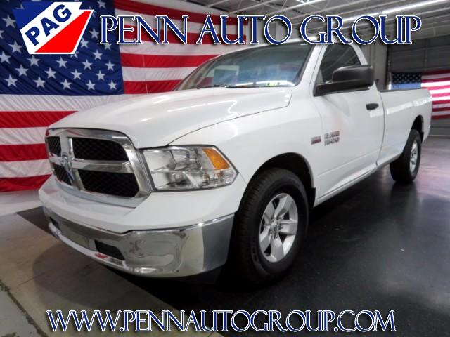 2016 RAM 1500 Tradesman Regular Cab LWB