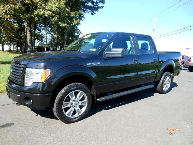 2014 Ford F-150 SuperCrew 6.5-ft. Bed 4WD