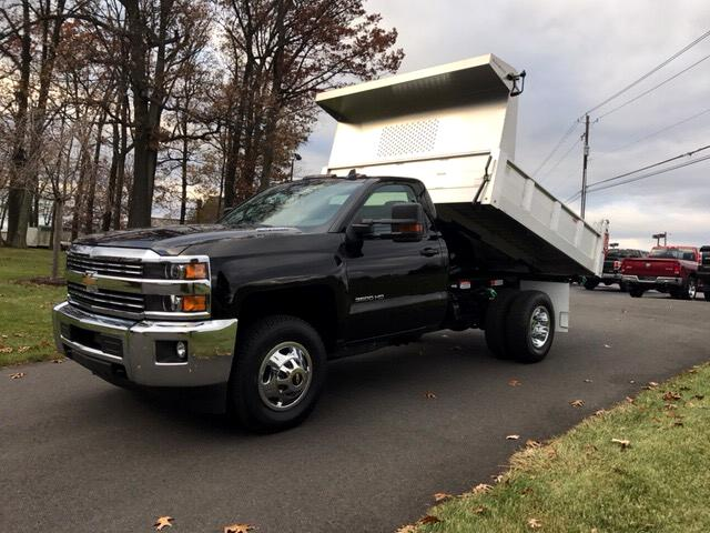 2016 Chevrolet Silverado 3500HD LT Long Box 4WD