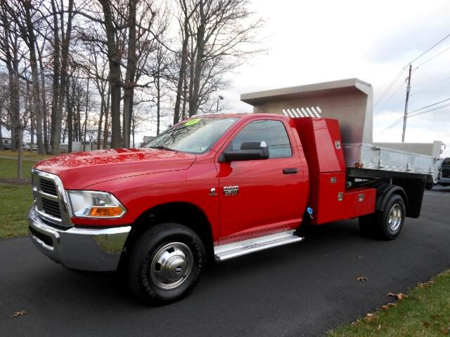2011 Dodge Ram 3500 Regular Cab DRW 4WD