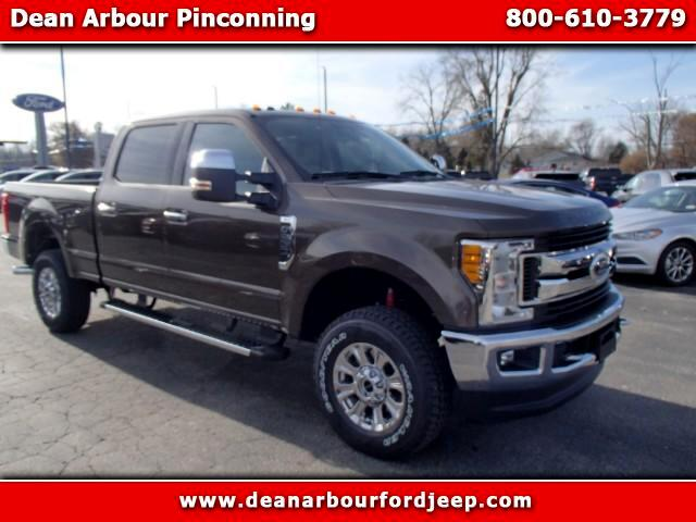 2017 Ford F-250 SD XLT Crew Cab Long Bed 4WD