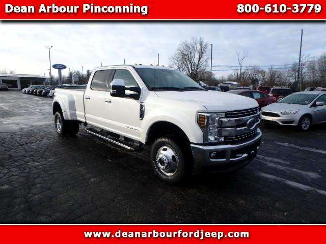 2018 Ford F-350 SD King Ranch Crew Cab Long Bed DRW 4WD