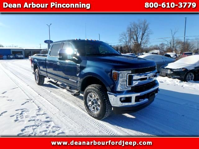 2018 Ford F-350 SD XLT Crew Cab Long Bed 4WD