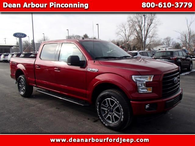 2017 Ford F-150 XLT 6.5-ft. Bed 4WD