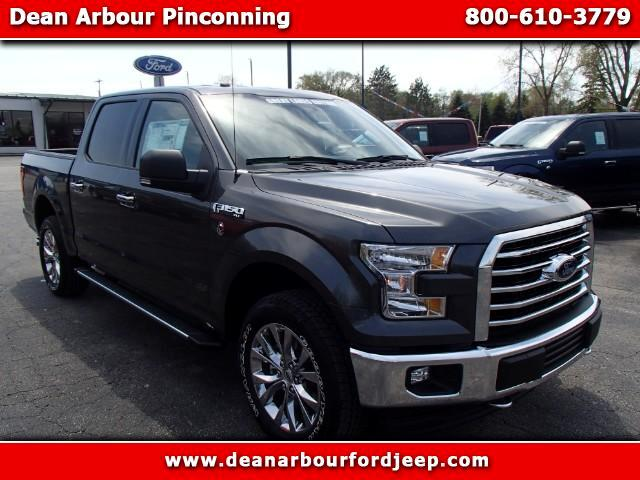 2017 Ford F-150 Lariat SuperCrew 6.5-ft Box 4WD